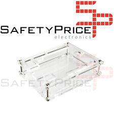 Caja Arduino Uno R3 Housing box protection carcasa acrílica transparente