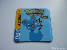 Magnet Staks Pokémon Advanced / 054 Azurill / Panini 2003 [ Neuf ]