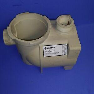 Superflo pool pump housing 350089