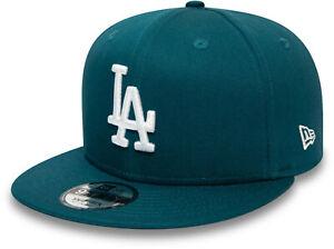 Los Angeles Dodgers New Era 950 Contrast Team Cadet Blue Snapback Baseball Cap