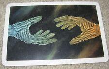 """DKNG HANDS Sam Smith Postcard Handbill 4 X 6"""" like silkscreen poster print"""