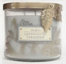 1 Bath & Body Works Marshmallow Fireside 3-Wick Candle 14.5 oz