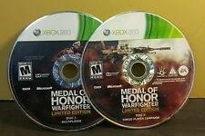 MEDAL OF HONOR WAR-FIGHTER (XBOX 360) USED AND REFURBISHED (DISC ONLY) #10872