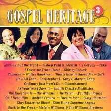 ~COVER ART MISSING~ Various Artists CD Gospel Heritage, Vol. 3