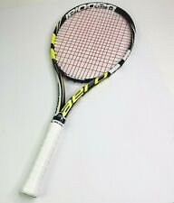 *  Babolat Aero Drive Tennis Racquet - 4 1/8 * Red strings and Fresh New Grip *