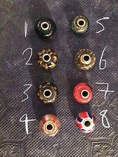 Trollbeads Glass Charm 925 Silver Core Price Per Bead Read Description