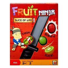 Fruit Ninja Card Game, Slice of Life Game Based on the top-selling digital app