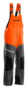 5963048 Husqvarna Carpenter braces trousers Classic chainsaw protective pants