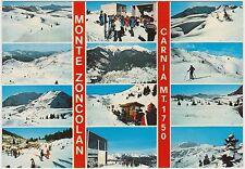 MONTE ZONCOLAN - CARNIA - VEDUTINE - RAVASCLETTO (UDINE) 1984