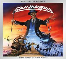 GAMMA RAY - Insanity and Genius 2 CD REMASTERED 2016 ANNIVERSARY