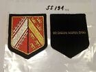 Polizei Frankreich Abzeichen Gendarmerie d Alsace Ecu (ss191)