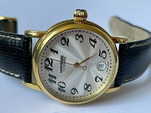 Montblanc Meisterstuck Automatic 7042 fix SS