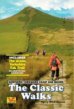 Northern Yorkshire Coast and Moors: Classic Walks. Includes Yorkshire Esk Trail