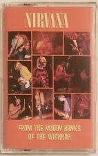 Alternative Rock Grunge Cassette Nirvana  soundgarden Pearl Jam Alice In Chains