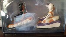 Enesco Disney Aladdin and Jasmine Salt and Pepper Shakers 2.75 Inch