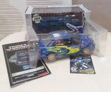 TransFormers BinalTech BT-07 #2 Hivonen SmokeScreen GT Subaru STi Empreza WRC 04