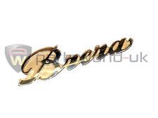 Alfa Romeo Brera Cromo Efecto Boot / Placa de tronco 50504885 Nuevo Original