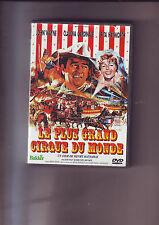 dvd  : le plus grand cirque du monde - film de henry hathaway - avec john wayne