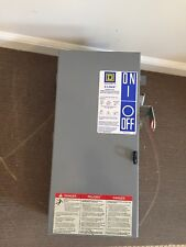 Square D PQ4210G. 100 amp, 240 volt, bus plug, 4 wire, with ground, CLEAN
