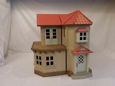 Calico Critters Sylvanian Families Beechwood Hall Town House with working Lights