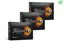 Titleist  Pro V1 Golf Balls Tour Players 2021, White ( Three Dozen)FREE SHIPPING