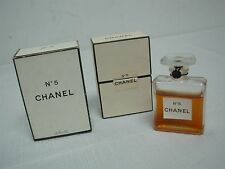 VINTAGE CHANEL NO 5 PERFUME ~ 1/2 OZ SEALED NOT USED in ORIGINAL BOX