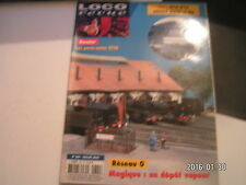 **a Loco Revue n°660 La A1A A1A 68000 Roco en H0 / La fiine scale au 1/87