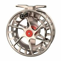 Lamson Speedster S Fly Reel Size 7+ Color Ember NEW - Free Fly Line