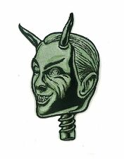 "5"" Twilight Zone Mystic Seer Iron-On Patch Devil Fortune Teller TV Memorabilia"