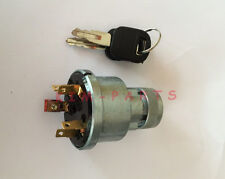 5 Terminal Wire Ignition Switch For CATERPILLAR 320 3E-0156 Excavator