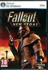 Fallout NEW VEGAS in Brand New Sealed DVD Box for PC Science Fiction Action RPG