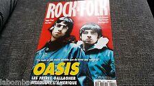 REVISTA MAGAZINE ROCK & FOLK 344 - OASIS - AC/DC- IGGY POP  TORI AMOS BERTIGNAC