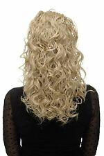 HAIR PIECE PONYTAIL Super Volume Curls Ash Blond approx. 45 cm nc002-22