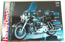 TAMIYA 1/6 Harley-Davidson FLH Classic BLACK VERSION BIG SCALE SERIES NO.37