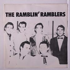 RAMBLIN' RAMBLERS: Grandma Rock And Roll / Rock And Roll Joys 45 (PS, re)