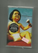 The Cure Galore Elektra 62117-4 Sealed Cassette