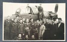 More details for ww2 original photo of luftwaffe crew junkers ju87 stuka 7./st.g.77