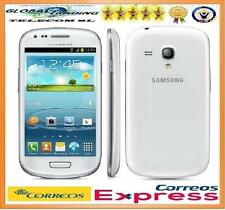 MOVIL SAMSUNG GALAXY S3 MINI I8190 BLANCO BUENA CONDICION GRADO B 100% FUNCIONAL