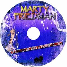MARTY FRIEDMAN BASS & GUITAR TAB CD TABLATURE GREATEST HITS BEST OF ROCK MUSIC