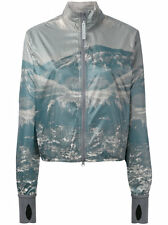 NEW ADIDAS BY STELLA MCCARTNEY RUN MOUNTAIN PRINT JACKET SIZE S $180