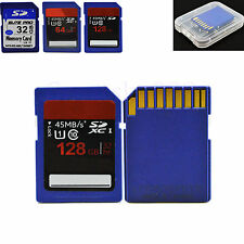 128GB Full SD Card Secure Digital Memory Card For Trail Camera Laptop Dash Cam