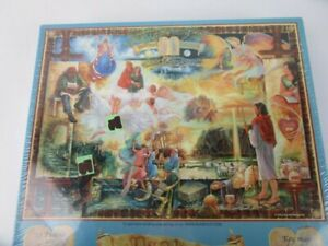 NEW SunsOut Psalms In Bible by Sandra Bergeron 1500 Piece Puzzle Sealed