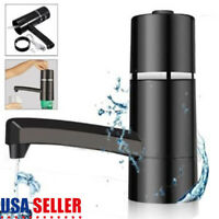 Portable Wireless Electric Pump Dispenser Gallon Drinking Water Bottle W/ Switch