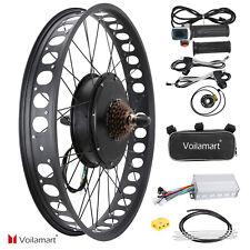 1500W 48V Electric Bike Fat Tire 26