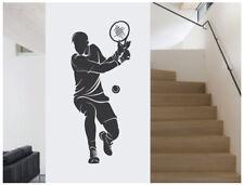 Tennis Player Wall Sticker