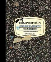 Notebooks, Hardcover by Basquiat, Jean-Michel; Warsh, Larry (EDT), Brand New,...
