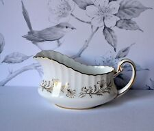 Paragon Bone China LAFAYETTE Sauce Jug, Gold trim