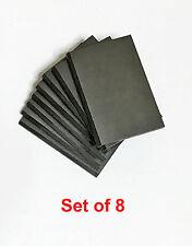 Carbon Vanes / Blades 901315 for Becker DT 70 DT70 Vacuum Pump R25 x8