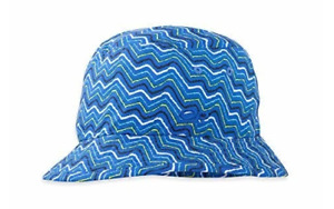 Outdoor Research Kids' Kendall Sun Hat - Glacier Blue - X-Small/Small ages 0-3