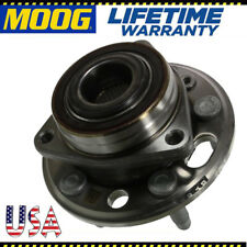 Moog Wheel Hub Front or Rear Driver Passenger Side New 4-Wheel ABS Chevy 513288
